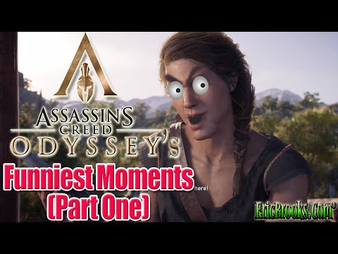 Assassin's Creed Odyssey's Funniest Moments (Part 1 of 4)