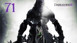 Прохождение Darksiders 2 - Часть 71 — Боссы: Джамэйра-Книжник и Архонт
