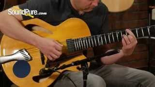 Mapson 7-String Lusso Archtop Guitar Demo