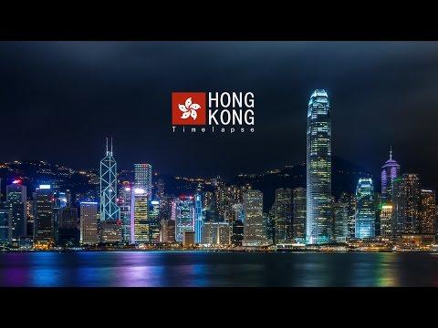 HONG KONG timelapse 4K