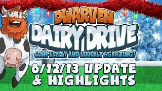 Christmas Charity Livestream 2013 - Week 1 Update!