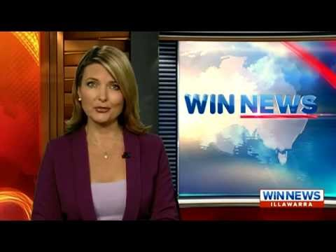 WIN News Kiama Whale Watching
