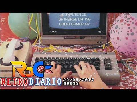 RetroDiario Noticias Retro Commodore y Amiga (29/05/2017) #0033