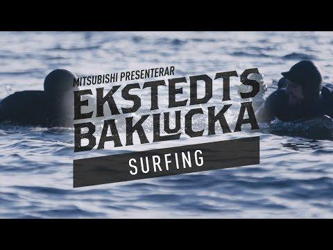 Ekstedts Baklucka - SURFING TRAILER