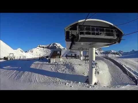 Canada Ski Rundtur video 2017