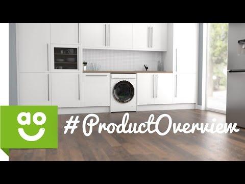 LG Washing Machine F14U1TCN2 WH Product Overview   ao.com