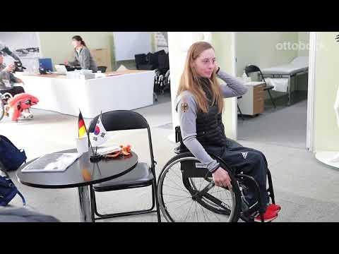 Leading through the Repair Service Center at the PyeongChang2018 Paralympics