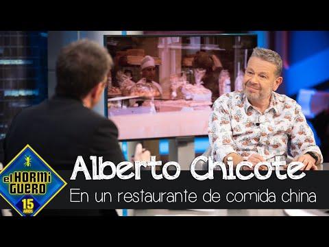 Alberto Chicote dentro de un restaurante de comida china: «Quedó clausurado» – El Hormiguero