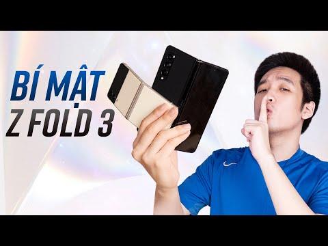 5 điều Samsung KHÔNG NÓI về Galaxy Z Fold3 & Galaxy Z Flip3