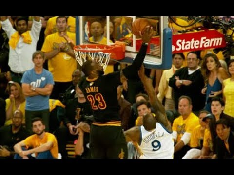 LeBron James' Best Chasedown Blocks From Every Season Of His NBA Career