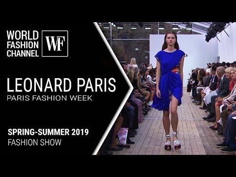 Leonard Paris | spring-summer 2019 Paris fashion week