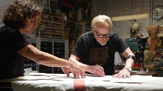 Adam Savage's One Day Builds: Everyday Carry Bag!