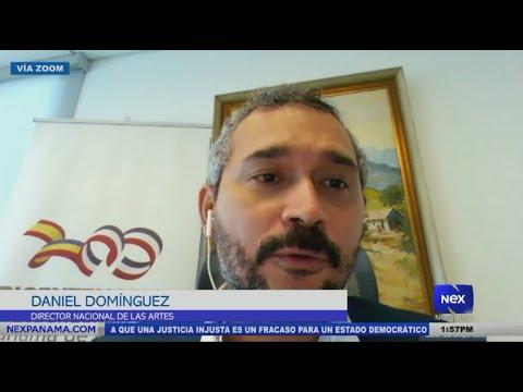 Entrevista a Daniel Domínguez  Director Nacional de Arte y Cultura