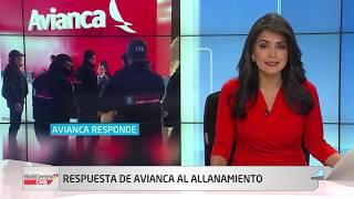 Fiscalía allana oficinas de Avianca Holdings
