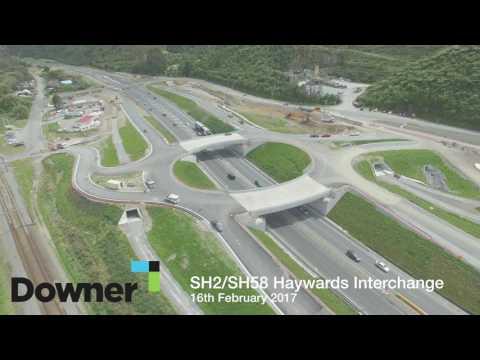 SH2/SH58 Interchange - Feb 2017 Update