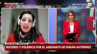 Misterio y polémica por el el asesinato de Fabián Gutiérrez en Hoy Nos Toca a la Noche