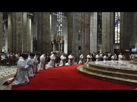 Ordinati i preti 2021: «Abbiate un cuore limpido, un pensiero libero»