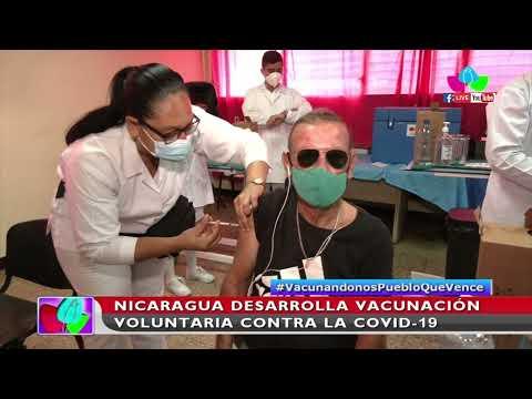 Continúa vacunación contra la Covid-19 en Managua con aplicación de segunda dosis Covishield