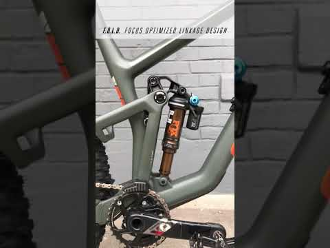 FOCUS Bikes - F.O.L.D - FOCUS Optimized Linkage Design