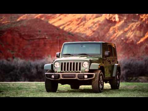 Jeep 75th Anniversary – Prima parte dell'evento Moab 2016