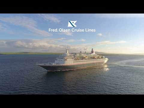 Discover the British Isles with Fred. Olsen