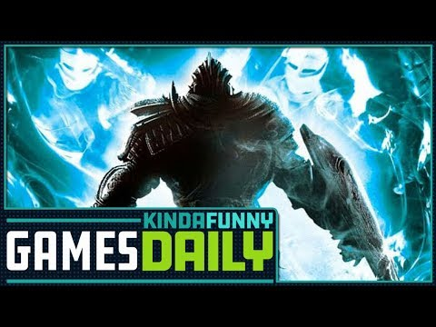 Dark Souls Comes to Switch - Kinda Funny Games Daily 01.11.18