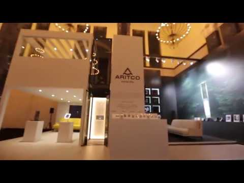 Aritco HomeLift at Design Shanghai, Official Movie