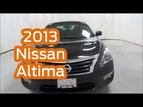 2013 Nissan Altima at Schmit Bros in Saukville, WI!