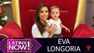 Al hijo de Eva Longoria le encanta el flamenco y así lo demuestra | Latinx Now! | Entretenimiento