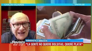 """Valverde: """"La presidenta está responsabilizando al MAS de la falta de dinero en la gente"""""""