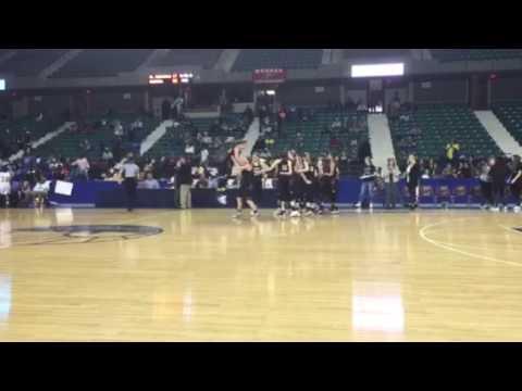 Salina Central girls basketball
