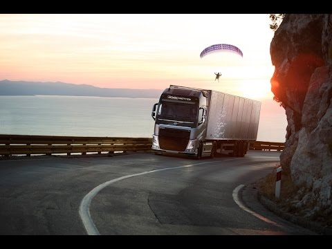 Volvo Trucks - The Flying Passenger: How it works