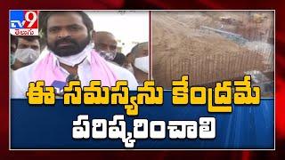 TRS MLA Srinivas Goud on AP backslashu0026 Telangana Water War - TV9 - TV9