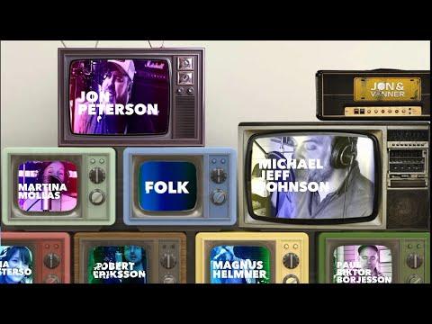 Jon & Vänner - digital konsert 2