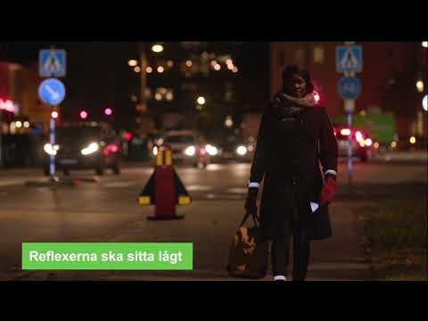 Lätt svenska, film 3. Synas i mörker