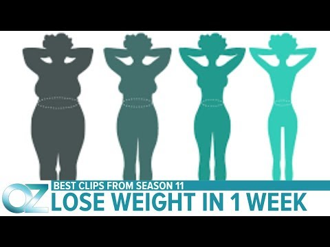How to Lose Weight in Just One Week  - Season 11 Best Videos