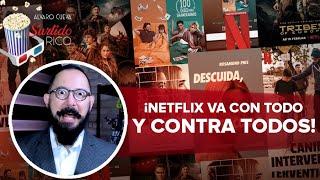 Increíbles estrenos de Netflix: De telenovelas a distopías y ¿adiestramiento canino | Surtido Rico