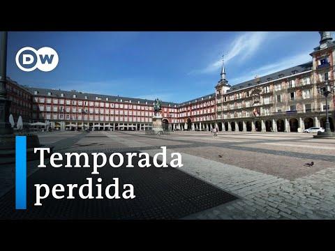 El turismo se hunde en España