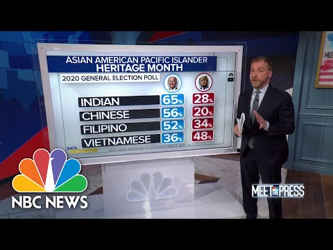 AAPI Population Growth Brings Changes To Politics | Meet The Press