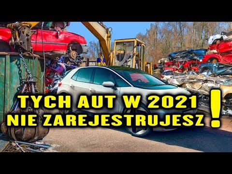 Tych aut w 2021 roku już nie zarejestrujesz w Polsce