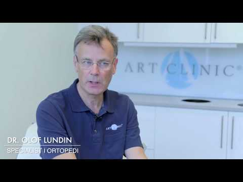 Ortopedi - Artros i t.ex knä eller höft hos Art Clinic