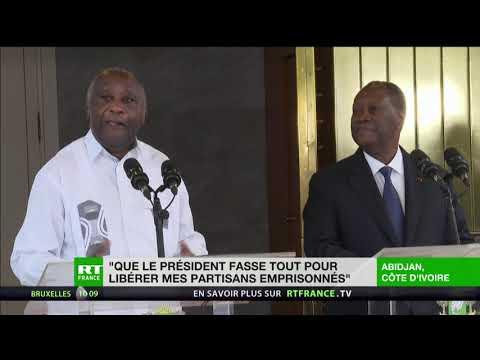 Retrouvailles entre Ouatarra et Gbagbo : «On ne s'attendait pas à une chose pareille !»