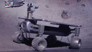 Team Part-Time Scientists take their Google Lunar XPrize rover for a spin