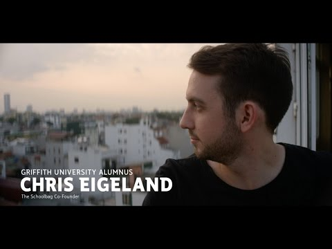 Remarkable People - Chris Eigeland