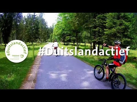 #Duitslandactief - Lekker mountainbiken in het Nationaal Park Berchtesgaden!