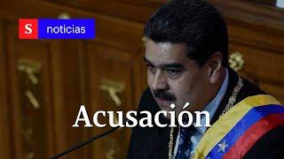 La acusación de Estados Unidos a Nicolás Maduro: transmisión especial   Semana Noticias