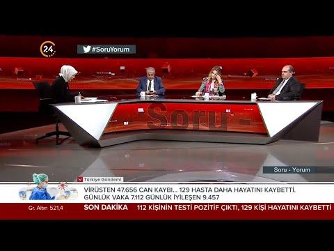 """Belkıs Kılıçkaya ile """"Soru-Yorum"""" / Batı Trakya'daki Türklerin Durumu – 01 06 2021"""
