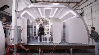 Exclusive: Inside Airbus' modular concept plane | Next Level Ep. 1
