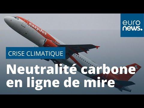 Easyjet promet la neutralité carbone