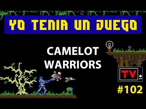 Yo Tenía Un Juego TV #102 - Camelot Warriors (Commodore 64)